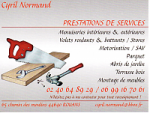 CYRIL NORMAND MENUISERIE